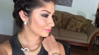 Get Ready With Me: Natural Smoky Eye