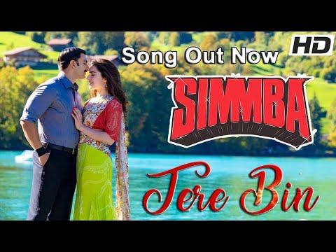 Tere Bin-Rahat Fateh Ali Khan    Simmba Full Movie    Guitar Cover    Aakash Dhakoliya