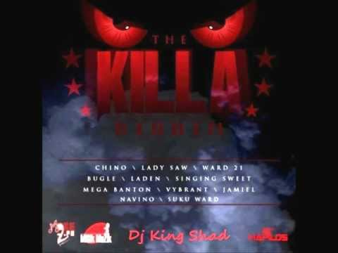 Killa Riddim Mix June 2012 (By Dj King Shad)