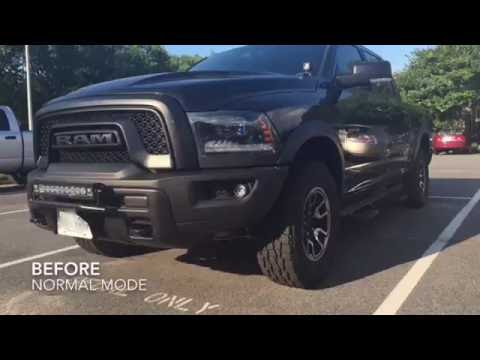 How to Level Ram Air Suspension with Simple Mod
