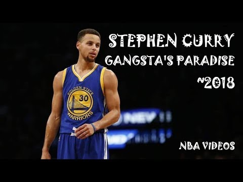 Stephen Curry Mix 2018 - Gangsta's Paradise
