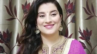Simple पार्टी मेकअप कैसे करें घर पर /how to do makeup step by step for beginners in hindi 