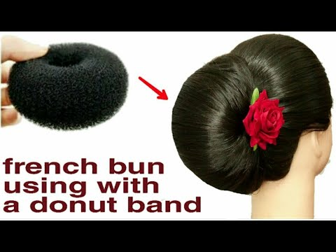 1-minute-new-very-easy-tricks-for-french-roll-with-donut-bun-||-french-bun-||-frnch-twist