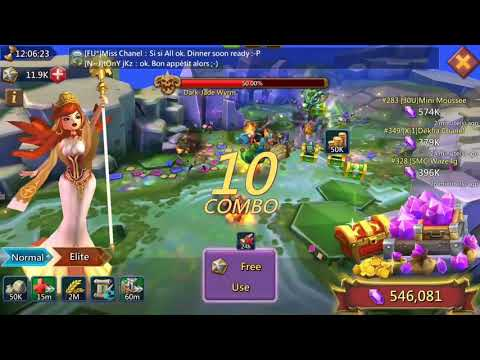 Meet Or Not Labyrinth Guardian? Lords Mobile