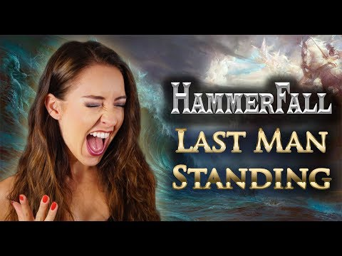 Hammerfall - Last Man Standing ⚔(Cover by Minniva featuring Quentin Cornet)