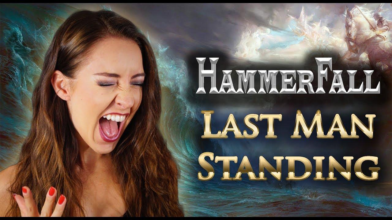 Last man standing — hammerfall | last. Fm.
