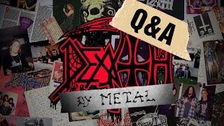 DEATH by METAL Director Felipe Belalcazar Q&A