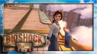 Wieder vereint #9 ☁️ BioShock Infinite | Let's Play The Collection | PS4 Pro