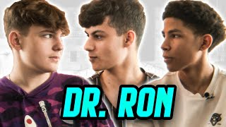 Ronaldo Helps Clix and Unknown End Their Beef | NRG Fortnite House Dr. Ron