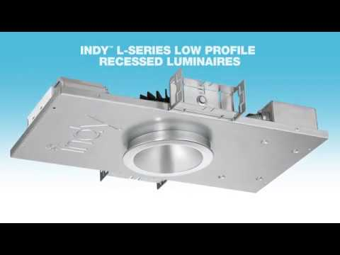 Indy Low Profile LED Promo Video