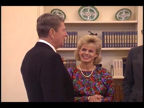 President Reagan's Photo Opportunities on October 4-5, 1988