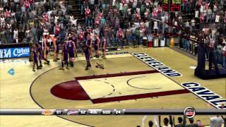 NBA 2K8 - Cavs vs Lakers