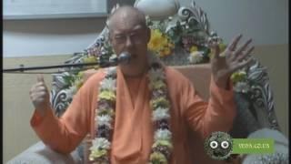 Бхакти Чайтанья Свами - ШБ 7.8.30 Проявление гнева Бога
