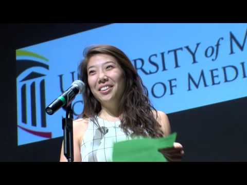 Match Day 2017 for the University of Maryland School of Medicine