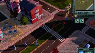 Red Alert 3 Gameplay PC on 9500GS
