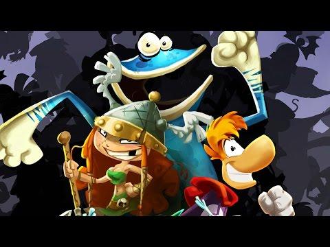 Rayman Legends Conchetumare xD