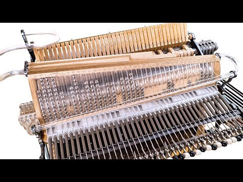 Marble Divider Transport Tracks - Marble Machine X #68