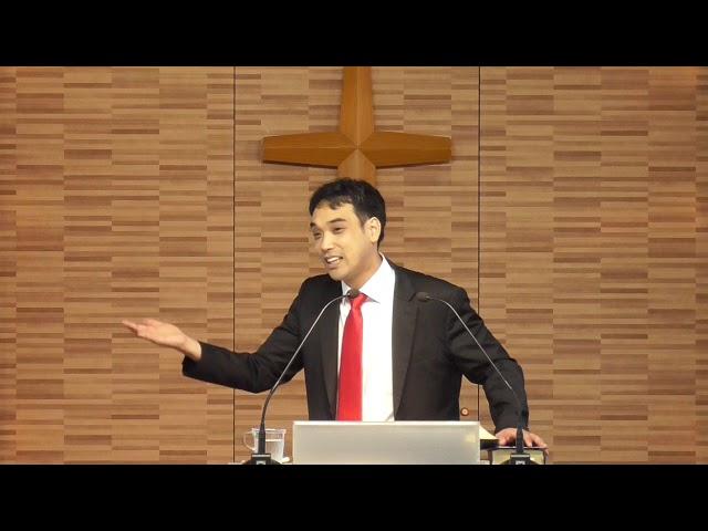 2019/08/04 리더를 세우는 의의(사도행전6:1-7)
