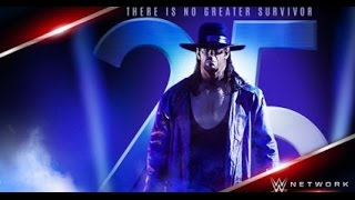 Watch WWE Undertaker Gravest Matches Full Show 16th November 2015