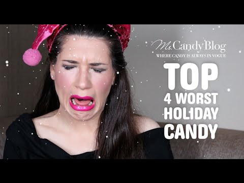 Michael J. - 2 BILLION will be spent on Christmas Candy. These are the Absolute WORST!