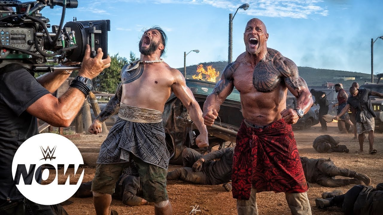 Download Fast & Furious Presents Hobbs & Shaw  Haka Moment [ Official Trailer ]