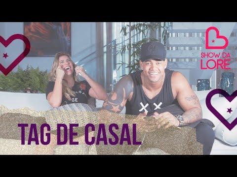 Tag de Casal - História com Léo Santana - Lorena Improta