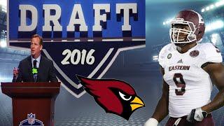 Arizona Cardinals will draft Noah Spence | 2016 NFL Draft | Mock 1