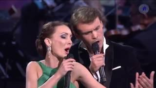 Мария ЕЛИЗАРОВА и Дмитрий РИБЕРО Ах, эти черные глаза