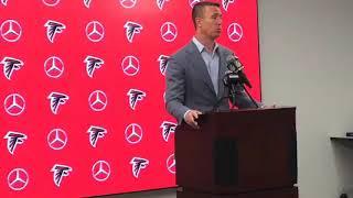 Atlanta Falcons vs Tenn Titans  Matt Ryan post game  Press  Conference  9 29 19