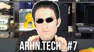 ARHN.TECH_#7 - Technointerwencja