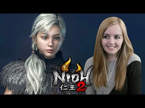 First Gameplay Nioh 2 - Nioh 2 Alpha Demo Gameplay Part 1