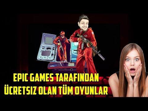 EPIC GAMES TARAFINDAN ÜCRETSİZ DAĞITILMIŞ TÜM OYUNLAR - Epic Games Ücretsiz Oyun
