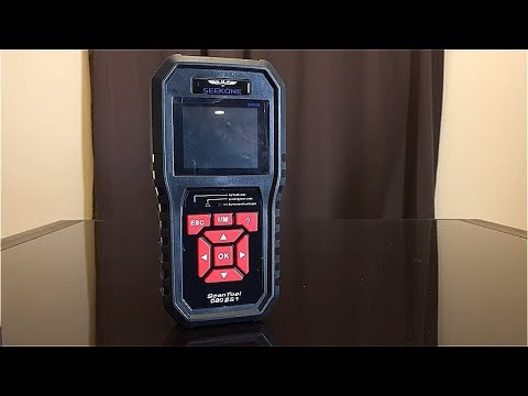 REVIEW: SEEKONE OBD2 Scanner -- LEGIT OBD2 Scanner WITH LCD Screen!