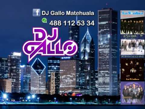 La Sombra de Chicago Cumbias Mix Dj Gallo