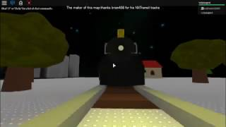 Roblox | The Polar Express | Journey To The North Pole | With Friends :D