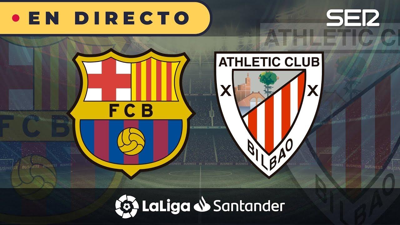 Barcelona vs. Athletic Club Bilbao en directo: resultado ...