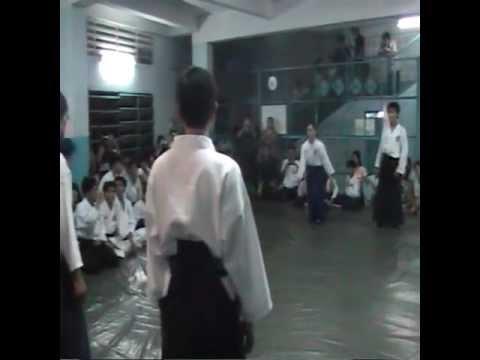 Aikido - Ukemi.flv
