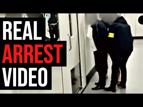 At-the-scene arrest footage of Asia's El Chapo — Tse Chi Lop