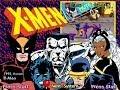 X-Men: The Arcade Game (Arcade) - Cyclops