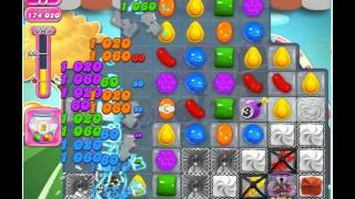 candy crush saga level 1444(no boosters)