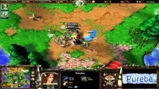 The War Cast - Jupiter (ORC) vs wAm (HU) - G1 - WC3 #244