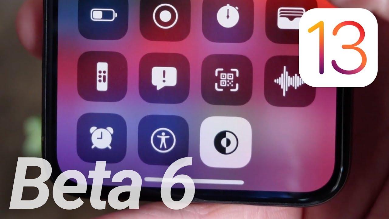 iOS 13 Beta 6/Public Beta 5 Features & Changes!