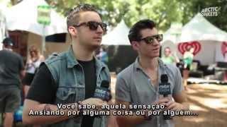 Baixar ARCTIC MONKEYS - Austin City Limits Music Festival 2013 Interview ( AMBR - LEGENDADO )