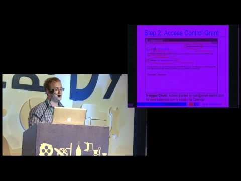 GDD-BR 2010 [0H] OpenID-based single sign-on and OAuth data access