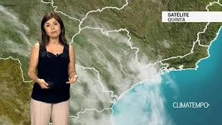Previsão Grande SP – Mais temporais nesta quinta