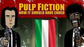 """Come doveva finire """"Pulp Fiction"""" [ITA]"""
