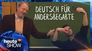 Dietmar Wischmeyer über den dummen deutschen Abiturienten