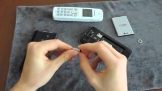 LG G3 Not Reading SIM Card