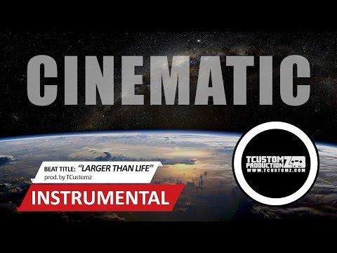 Dark Cinematic Underground Hip Hop Instrumental Beat