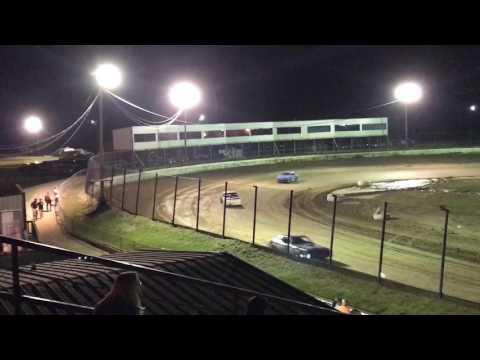 Jackson Motor Speedway Factory Stock Heat #1 4/15/17